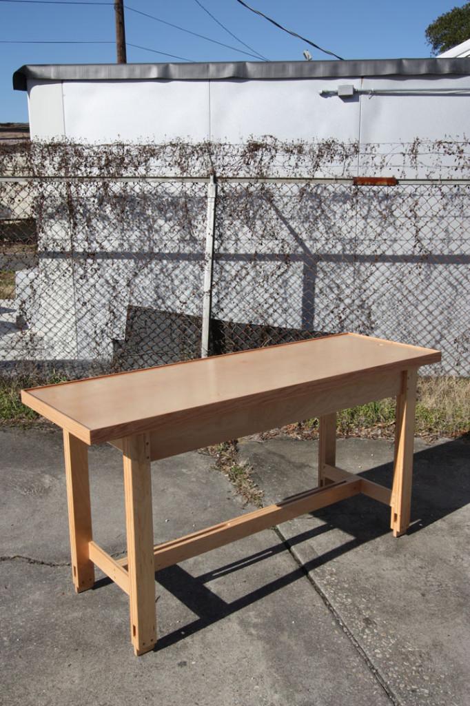 customplywoodtable